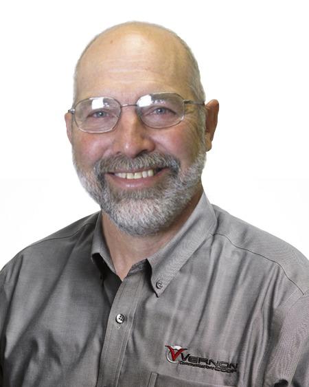 Vernon Communications Board Terry Jindrick
