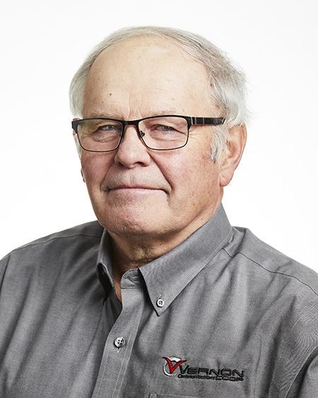 Vernon Communications Board Steven Woodhouse