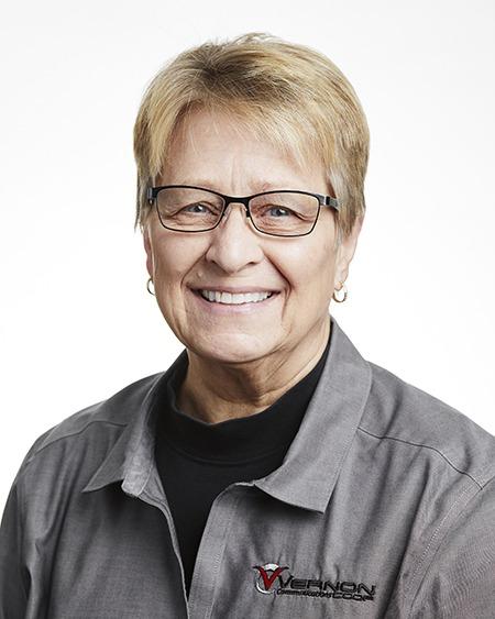 Vernon Communications Board Trudy Wallin